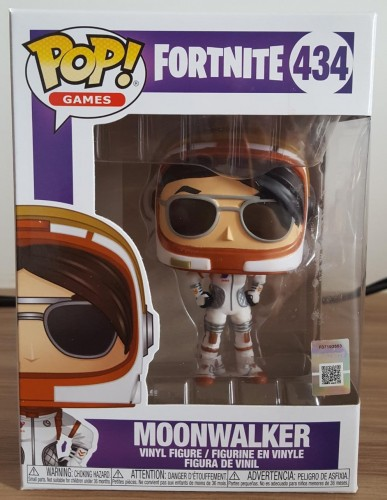 Funko Pop! Moonwalker-Overwatch-434