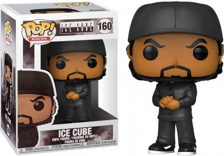 Funko Pop Ice Cube-Rocks-160