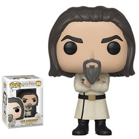 Funko Pop Igor Karkaroff Yule Ball-Harry Potter-95