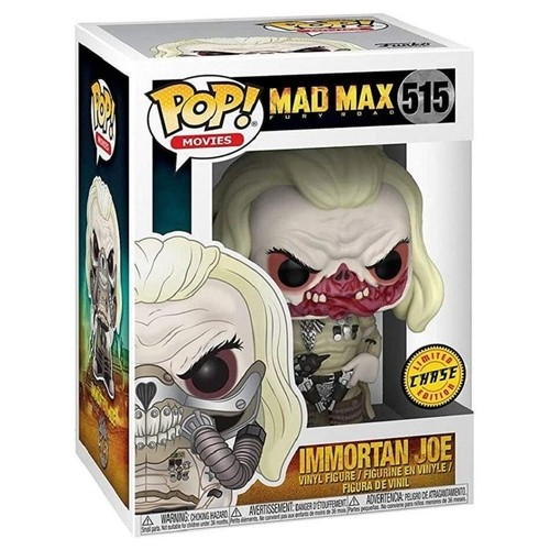 Funko Pop Immortan Joe Chase-Mad Max: Estrada Da Fúria-515