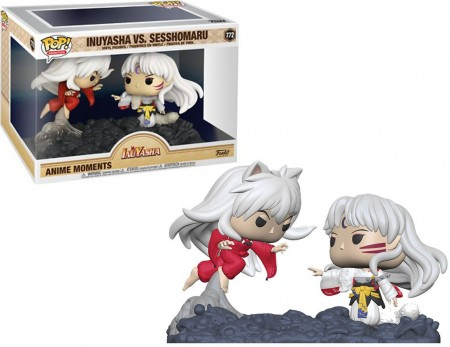 Funko Pop Inuyasha Vs Sesshomaru (ride)-Inuyasha-772