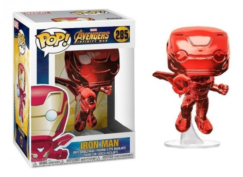 Funko Pop Iron Man-Avengers-285