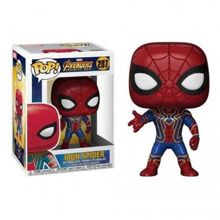 Funko Pop Iron Spider-Marvel Avengers-287