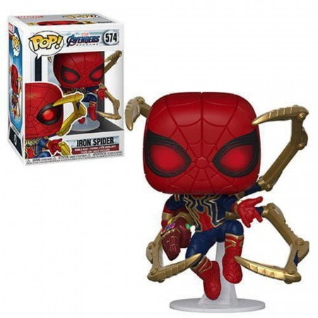 Funko Pop Iron Spider-Marvel Avengers-574