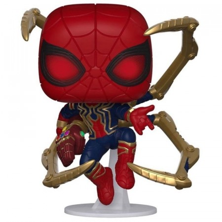Funko Pop Iron Spider - Marvel Avengers - #574