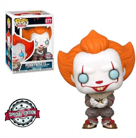Funko Pop It - Pennywise  (edição Especial)-Pennywise-877