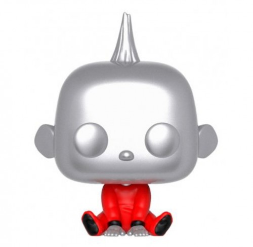 Funko Pop Jack-jack (silver)-Disney Pixar Incredibles-367