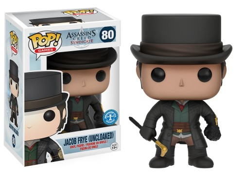 Funko Pop Jacob Frye Uncloacked-Assassins Creed-80