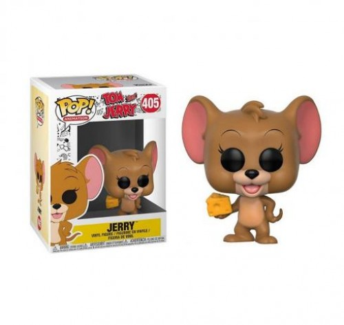 Funko Pop Jerry-Tom And Jerry-405