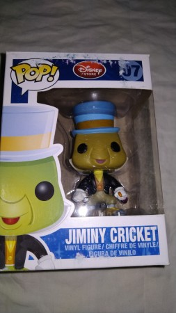 Funko Pop Jiminy Cricket-Disney Pinocchio-7