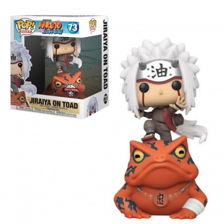 Funko Pop Jiraiya On Toad (special Edition)-Naruto-73