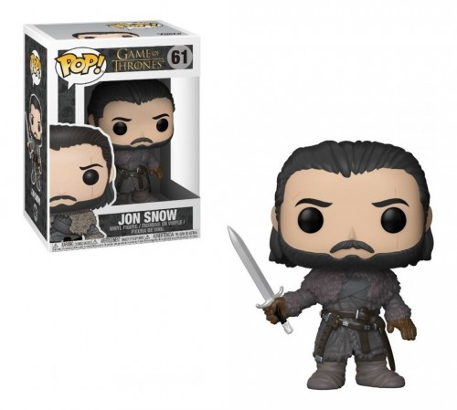 Funko Pop Jon Snow-Game Of Thrones-61