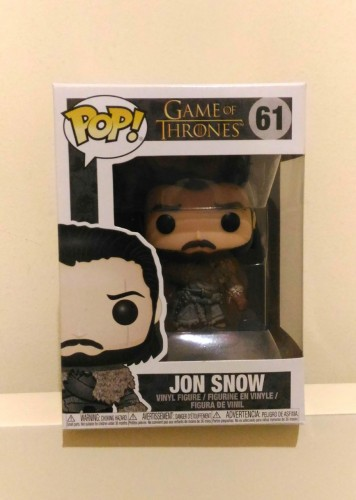 Funko Jon Snow-Game of Thrones-61