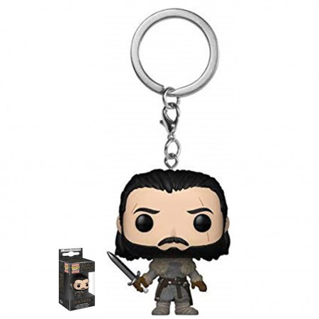 Chaveiro Jon Snow Beyond The Wall-Game Of Thrones-