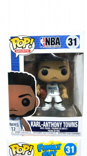 Funko Pop Karl Anthony Towns-NBA-31
