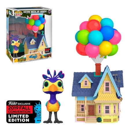 Funko Pop Kevin With Up House (exclusivo Nycc 2019)-UP Altas Aventuras-5