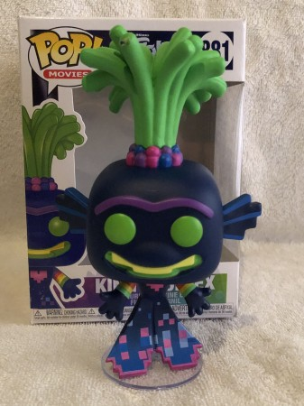 Funko Pop King Trollex-Trolls World Tour-881