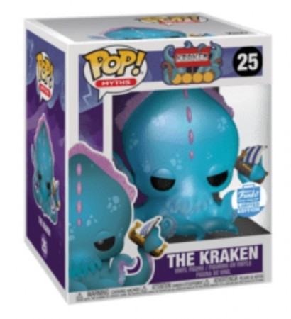 Funko Pop Kraken-Pop! Myths-25