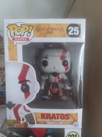 Funko Pop Kratos - God Of War - #25