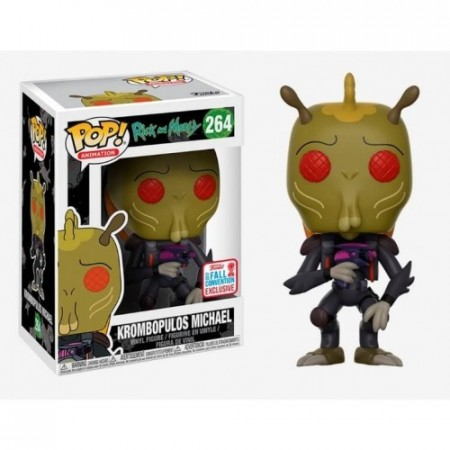 Funko Pop Krombopulus Michael-Rick And Morty-264