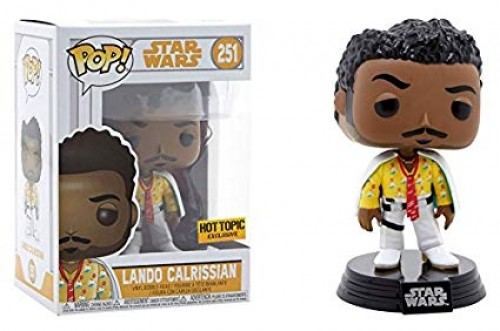 Funko Lando Calrissian - Hot Topic - Star Wars - #251