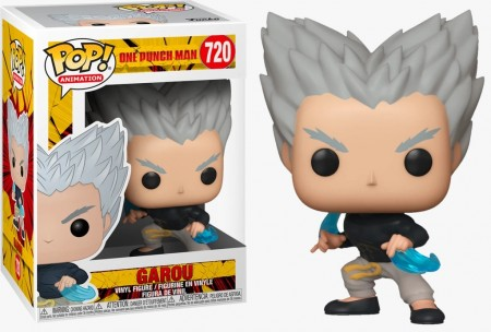 Funko Pop Garou-One Punch Man-720