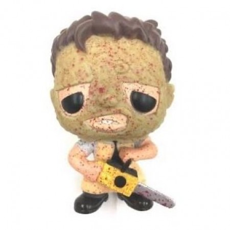 Funko Pop Leatherface Chase Bloody-The Texas Chain Saw Massacre-11