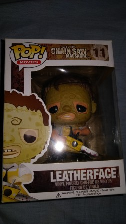 Funko Pop Leatherhead-The Texas Chain Saw Massacre-11