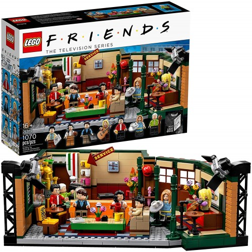 Lego Friends Central Perk-Friends-21319