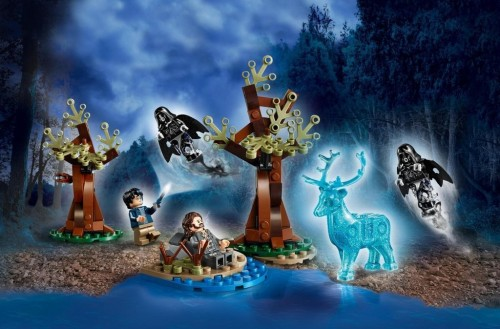 Lego Harry Potter Expecto Patronum - Harry Potter - #75945