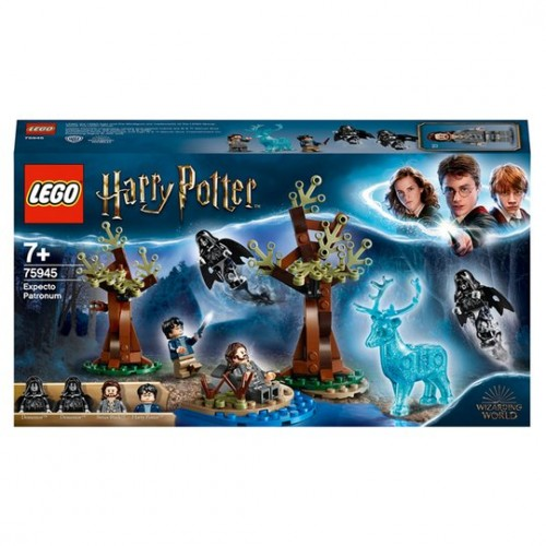 Lego Harry Potter Expecto Patronum-Harry Potter-75945