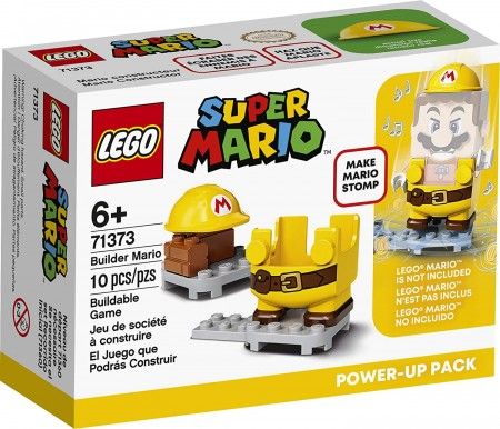 Lego Super Mario Pack Power-up - Mario Construtor 71373-Super Mario-6288936