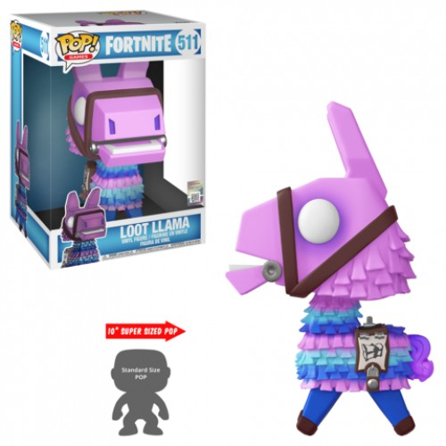 Funko Pop Loot Llama - Fortnite - #511