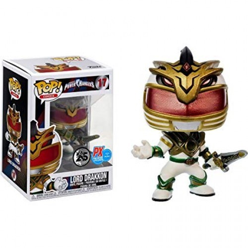 Funko Lord Drakkon - Px Exclusive-Power Rangers-17