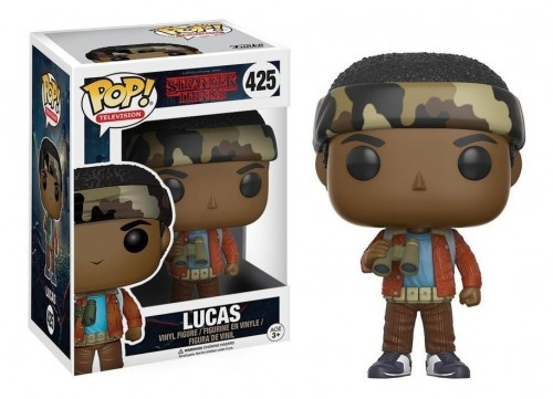 Funko Pop! Stranger Things: Lucas-Stranger Things-425