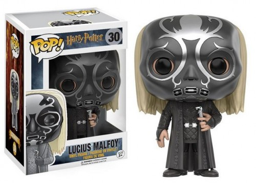 Lucius Malfoy 30 Exclusivo Pop Funko Harry Potter-Harry Potter-30