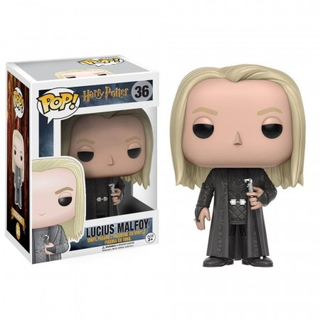 Funko Pop Lucius Malfoy-Harry Potter-36