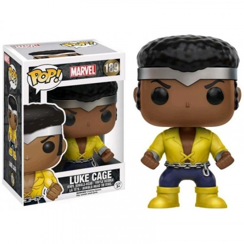 Funko Pop Luke Cage - Marvel - #189