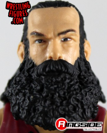 Action Figures Luke Harper Bludgeon Brothers Com Extra Mattel Elite Wwe Frete Gratis-WWE-