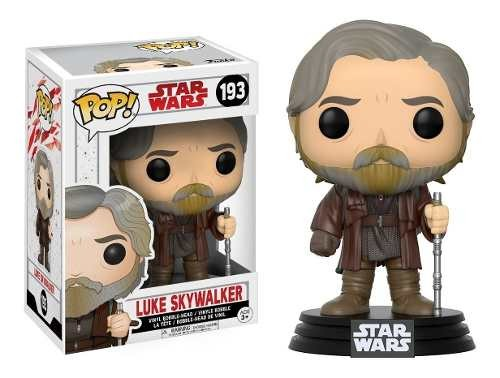 Funko Pop Luke Skywalker-Stars Wars-193