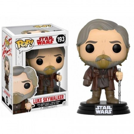 Funko Pop Luke Skywalker-Star Wars-193