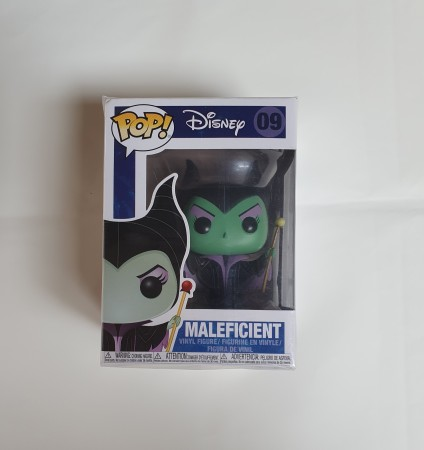 Funko Pop Maleficent  Disney-Disney-9