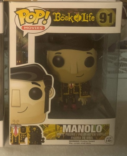Funko Pop Manolo-The Book of Life-91