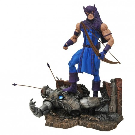 Action Figures Marvel Select - Hawkeye-Vingadores-