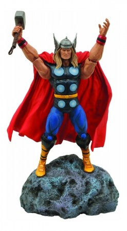 Action Figures Marvel Select - Thor-Marvel Comics-
