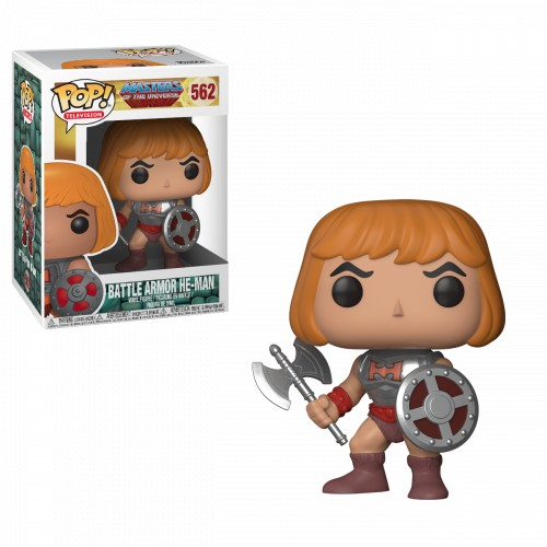 Masters Of The Universe – Battle Armor He-man Pop! Vinyl-Masters of the Universe-562