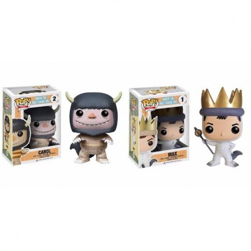 Funko Max E Carol Vaulted-Where Wild Things Are-1