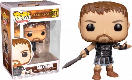 Funko Pop Maximus-Gladiator-857