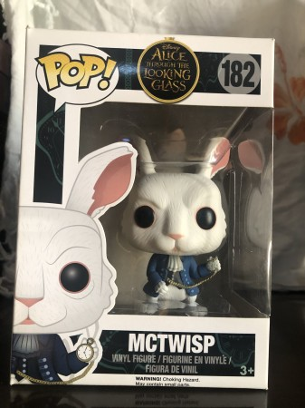 Funko Pop Mctwisp-Alice Through The Looking Glass-182