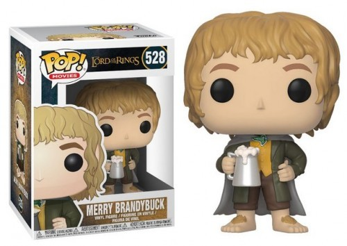Funko Pop Merry Brandybuck-Lord of the Rings-528